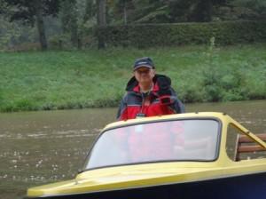Schiedsrichterboot