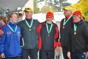 Sieger Masters Pirnaer RV